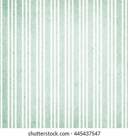 Blue and white striped pattern with craft paper texture for vintage background