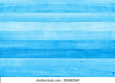 Blue wood boards background texture