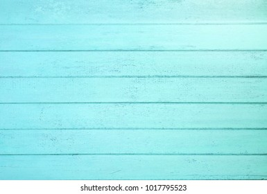 blue wood texture background or old blue wood panel