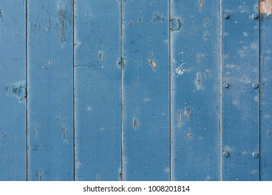 blue wood texture, vertical planks