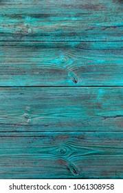 blue wood vintage background