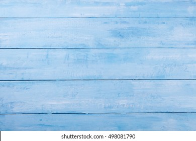 Royalty Free Blue Wooden Table Stock Images Photos