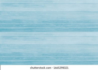The blue wooden texture for background