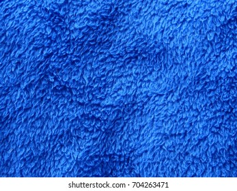 blue wool fabric cloth texture