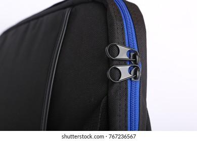 Blue Zip Lock of a Bag