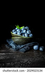 Blueberry Blaubeeren Yaban Mersini Foodphotography