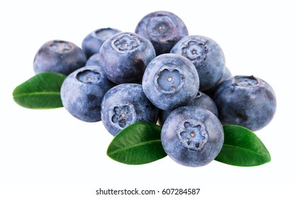 Blueberry stack clipping path