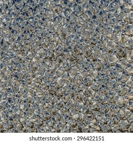 blue-brown textured background based on textile texture