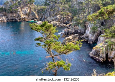 Bluefish Cove, Point Lobos State Reserve, California