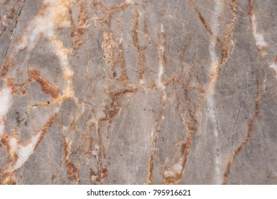 Blue-Gray Marble Texture with White and Brown Veins Natural Stone Pattern on Mable Tile Wall or Flooring Surface Interior Design Luxury Decorative Material or Abstract Background High Resolution Print