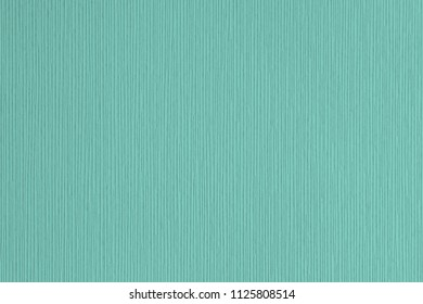 Blue-green textured corrugated striped wallpaper background