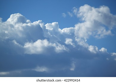 Blueish Cloud