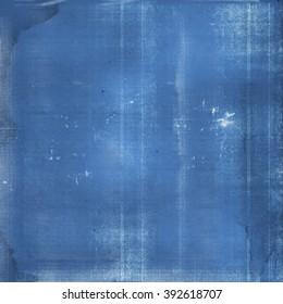 Blueprint paper texture stock photos images photography blueprint grunge paper malvernweather Choice Image