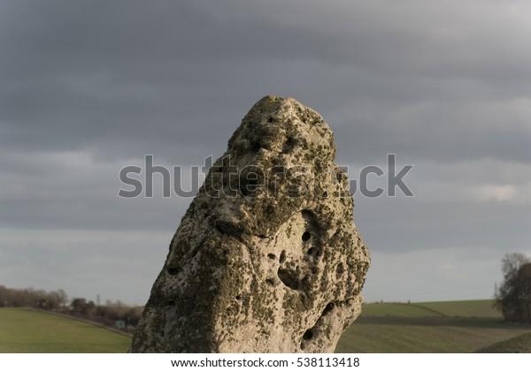 Bluestone at Stonehenge