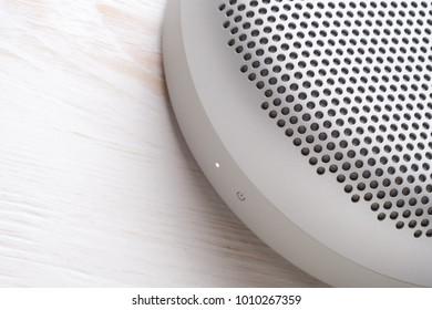 Bluetooth speaker. High Fidelity.