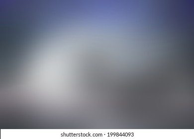 Blur abstract background dark blue color tone.