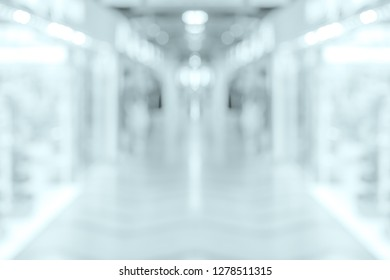blur abstract light interior background