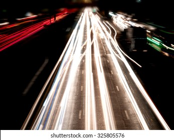 Blur , Background light effects, night light.