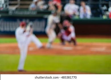 blur background, sport, baseball