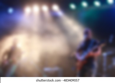 blur blurred unfocused soft abstract background texture wall wallpaper backdrop dark color party stage.