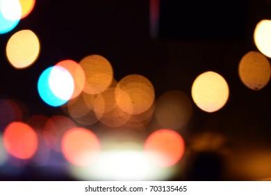 Blur and Bokeh