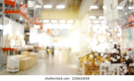 Blur of city shopping mall store at marketplace. Shop abstract background.vintage color