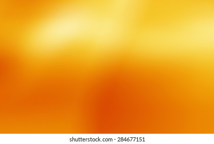 Blur color abstraction. Blurred orange red background, pattern, wallpaper.