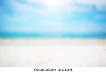 Beach Background Blur Images, Stock Photos & Vectors ...