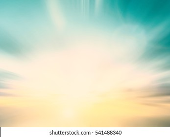 Blur focus peaceful morning blue nature backdrop theme concept for summer peace sunset calendar 2019 background, hope faith love in holy spirit religion pattern, Lively in spring event 2018 wallpaper.