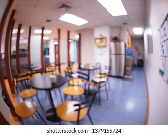 Blur image Canteen, Abstract blurred canteen, Abstract blur and defocused breakfast at canteen, Blur image Canteen in office.