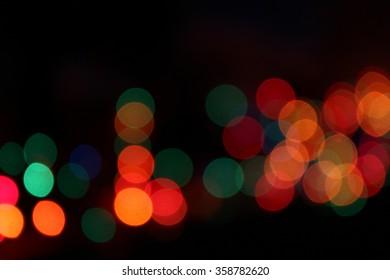 blur lights wallpaper background