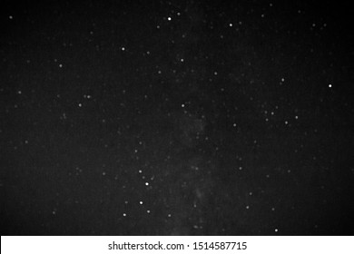 Blur milky way, Abstract grunge photocopy texture background, Illustration.