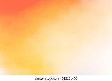 Blur pastel color sweet dreamy clouds background