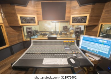 Blur Professional Music Studio