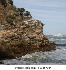 blur in south africa,   sky ocean,  isimagaliso reserve nature and rocks