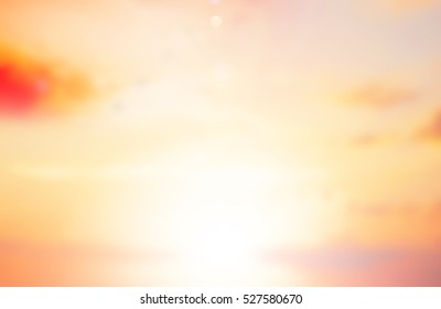 Blurred background abstract