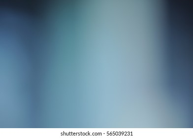 Blurred blue fade background texture