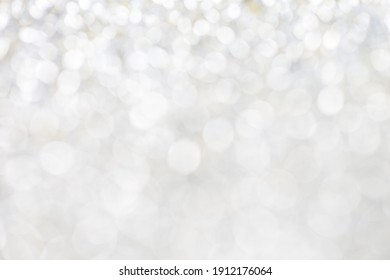 Blurred bokeh for abstract background