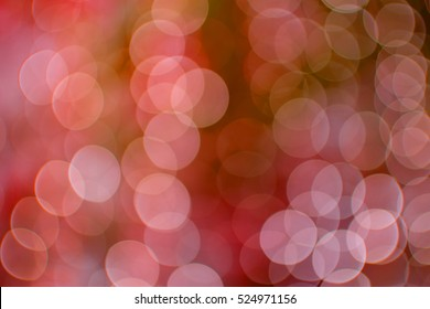 blurred bokeh of light or texture background