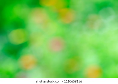 Blurred bokeh lights abstract backgrounds
