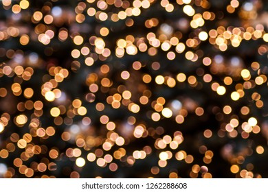 blurred colorful christmas lights glittering