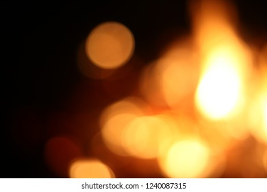 Blurred fire flame abstract art texture background, passion ,energy, mystic, spiritual concept