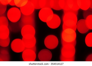 Blurred glittering christmas lights. Blurred abstract background