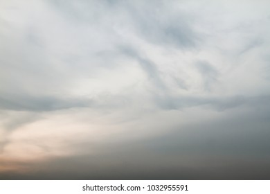 blurred image of cloud