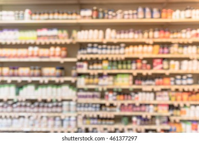 Shopping Vitamins Supplements Images, Stock Photos & Vectors