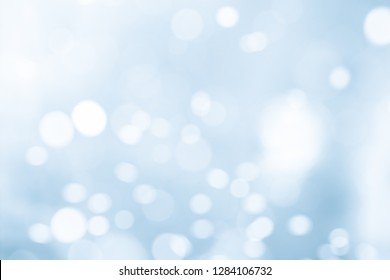 BLURRED LIGHTS BACKGROUND, COLD BOKEH, CHRISTMAS PATTERN
