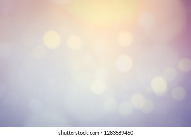 BLURRED LIGHTS BACKGROUND, SOFT BOKEH