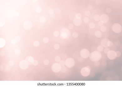 BLURRED LIGHTS BACKGROUND, SOFT CIRCLES PATTERN