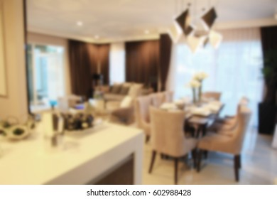Blurred livingroom,can be used as background