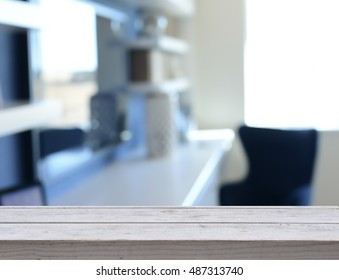 Blurred Luxurious interior, abstract blur background for web design. Instagram Style.